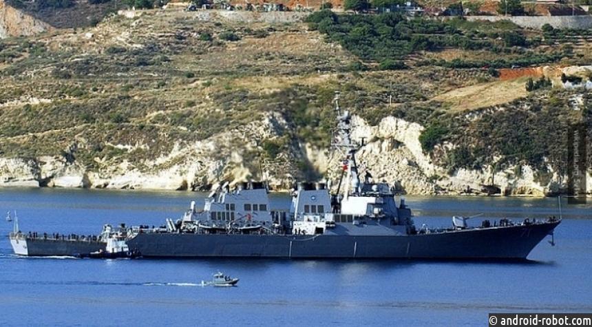 ВИзраиле будет построена военно-морская база США