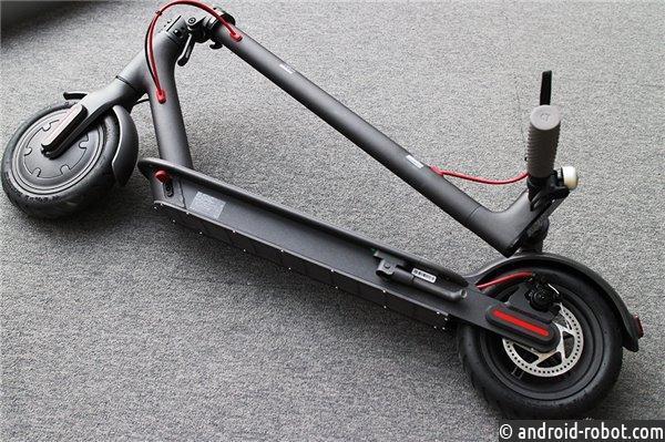 Xiaomi выпустила электросамокат Смарт Electric Scooter