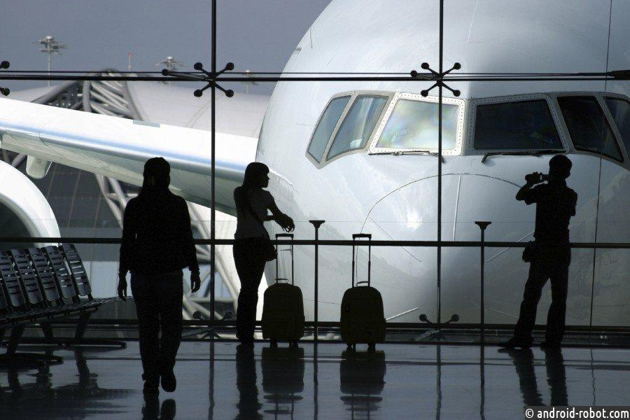Терминалы для вызова такси появятся ваэропортах столицы ивметро