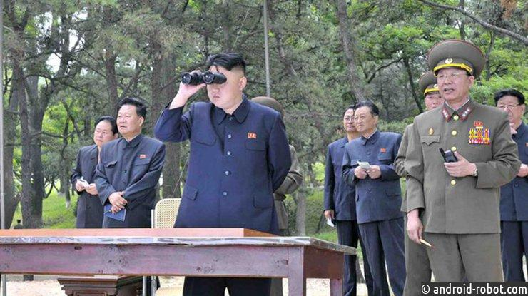 КНДР могут появиться боевые беспилотники