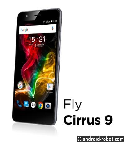 Fly Cirrus 9