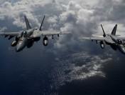 Русские бомбардировщики выполнили полет над Норвежским морем