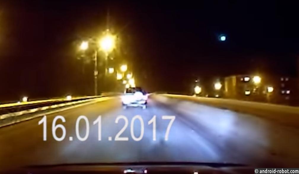 Метеорит либо корабль пришельцев: над Омском замечен яркий НЛО