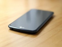 Бюджетный смартфонLG X300 работает под управлением андроид 7.0