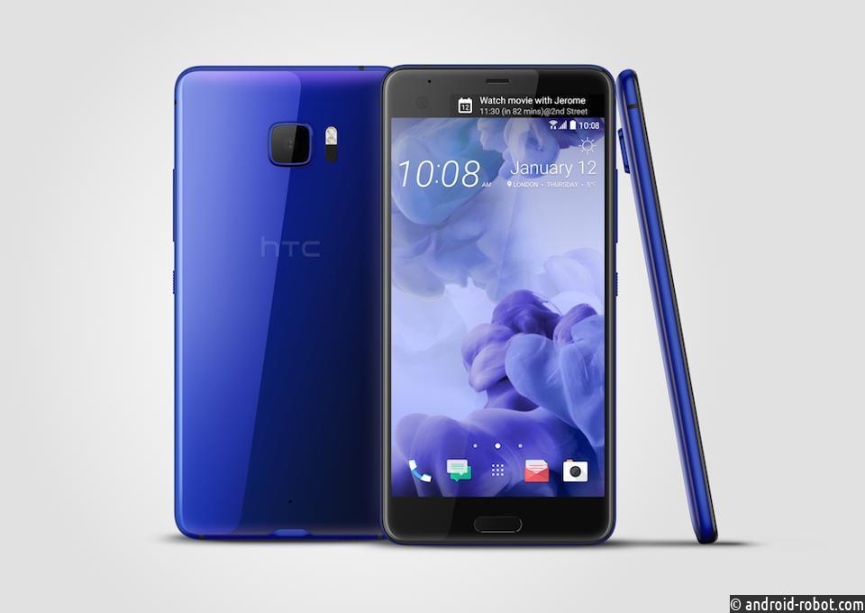 HTC выпустит флагман наSnapdragon 835