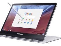 Samsung привезла наCES 2017 хромбуки Chromebook Plus иPro