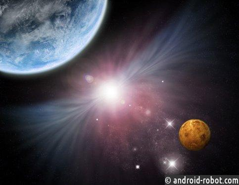 NASA показало, как зонд Гюйгенс спускался наспутник Сатурна