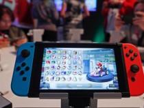 Реализовано 1,5 млн. приставок Nintendo Switch