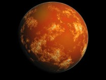 Создали ошеломляющее видео полета над Марсом