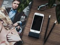 Компактный Power Bank для iPhone разработали в компании ROMANOVA