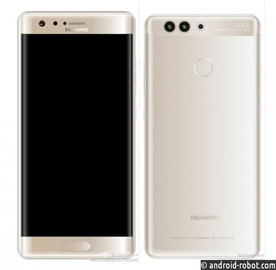 Утечка цен Huawei P10 иP10 Plus