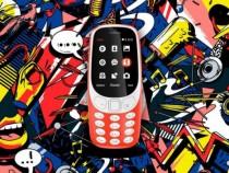 Возвращение легенды. Nokia представила новую модель 3310