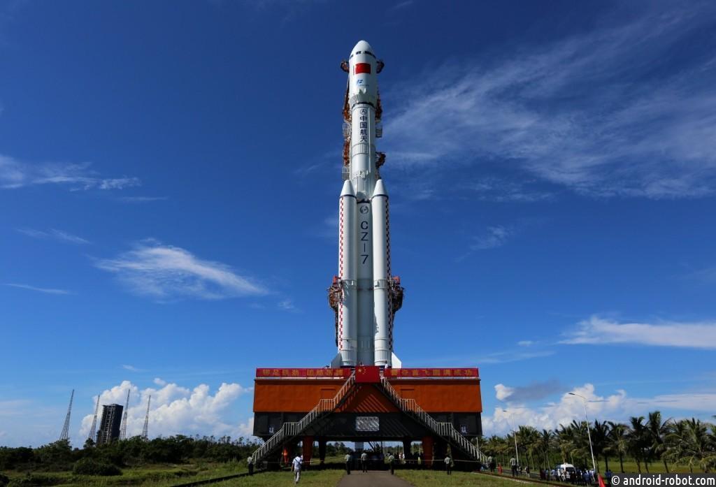 КНР планирует кконцу 2018 году выполнить полет ракеты-носителя CZ-8