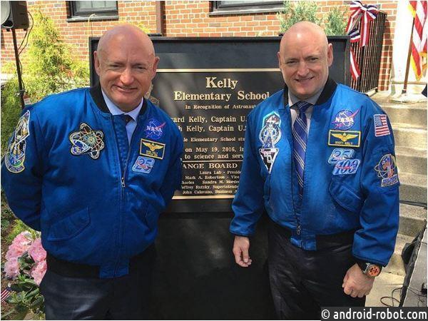 ВСША изучают воздействие космоса наДНК напримере астронавтов-близнецов