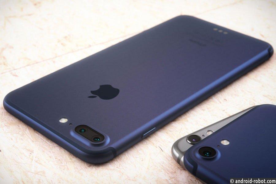 Apple заменит кнопку Home вiPhone 8