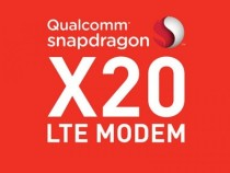 Qualcomm анонсировала выпуск модема соскоростью до1,2 Гбит/c