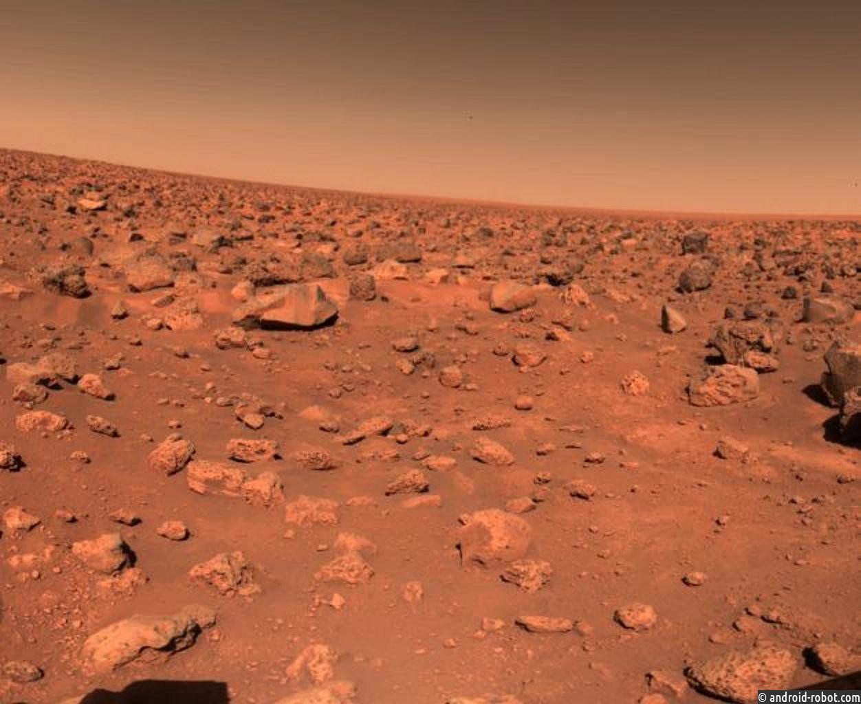 Ученые NASA собрались «оживить» Марс искусственной атмосферой