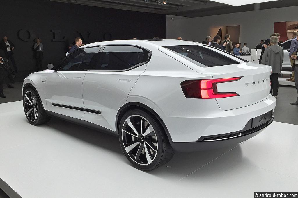 Volvo разрабатывает новый таинственный автомобиль
