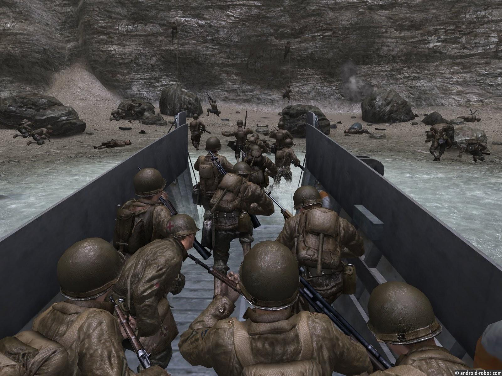 Новая Call ofDuty возвратится ко 2-ой мировой войне— Утечка