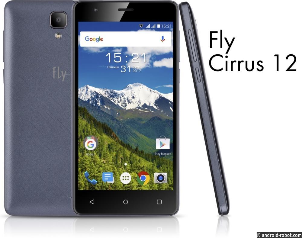 Fly Cirrus 12