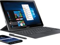 Samsung раскрыла цены нагибридный планшет Galaxy Book