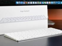 Новинки отApple: беспроводная клавиатура сцифровым блоком