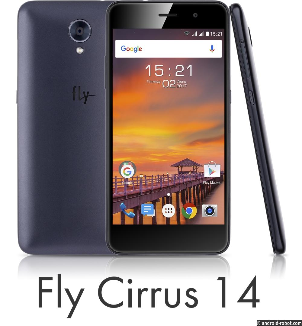 Fly Cirrus 14