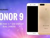 Huawei Honor 9 премиум официально представлен в РФ