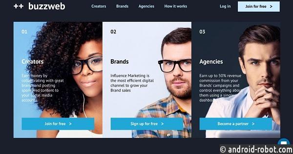 Зарубежный рынок российским компаниям открывает Buzzweb