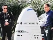 ВСША «утопился» робот-охранник