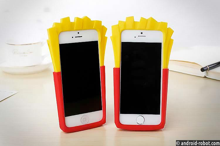 IPhone 8 обнаружили врекламе «Макдоналдс»