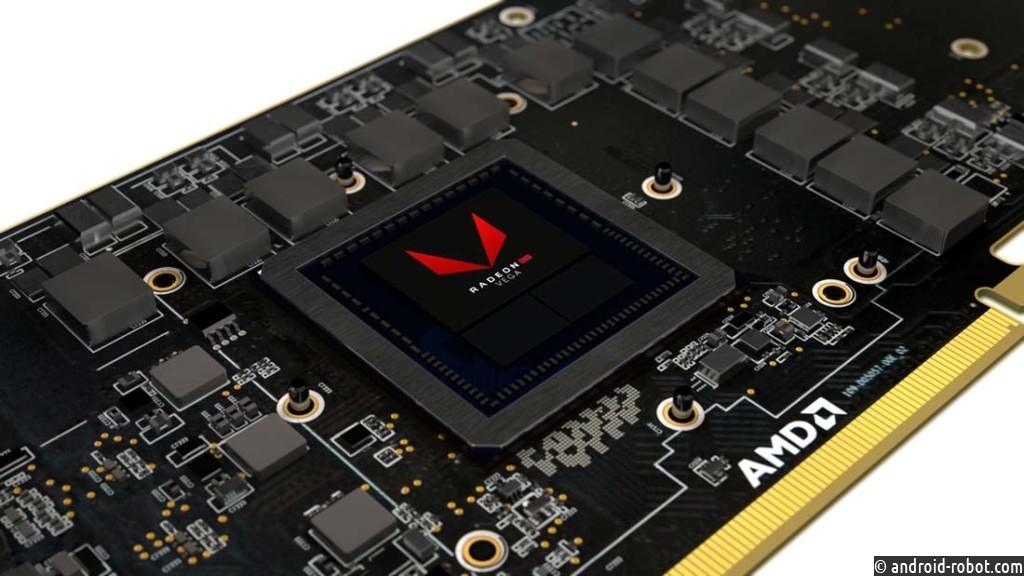 AMD Raden RX Vega