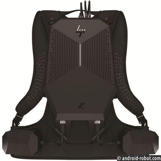 HP Z VR Backpack