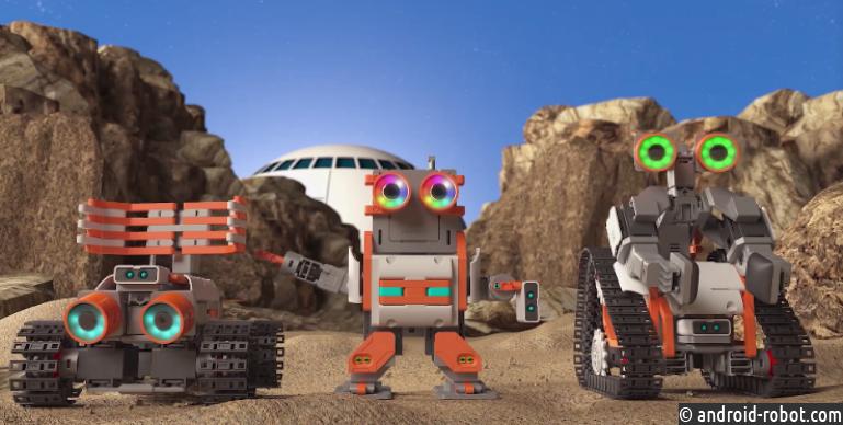 «UBTECH Robotics» представляет набор ASTROBOT для конструирования и программирования
