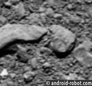 Ученым удалось получить последнее фото спогибшей станции «Розетта»