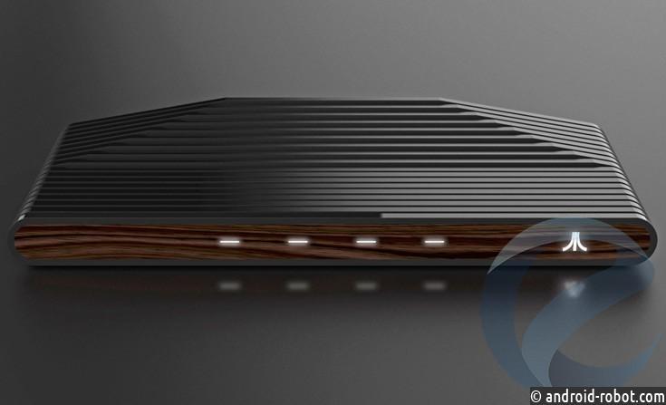 Новая игровая консоль Atari будет поставляться сLinux