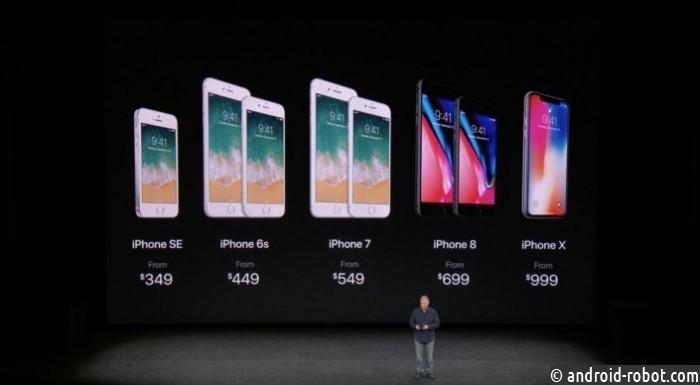Apple пояснила «провал» сосканером лица напрезентации iPhone X