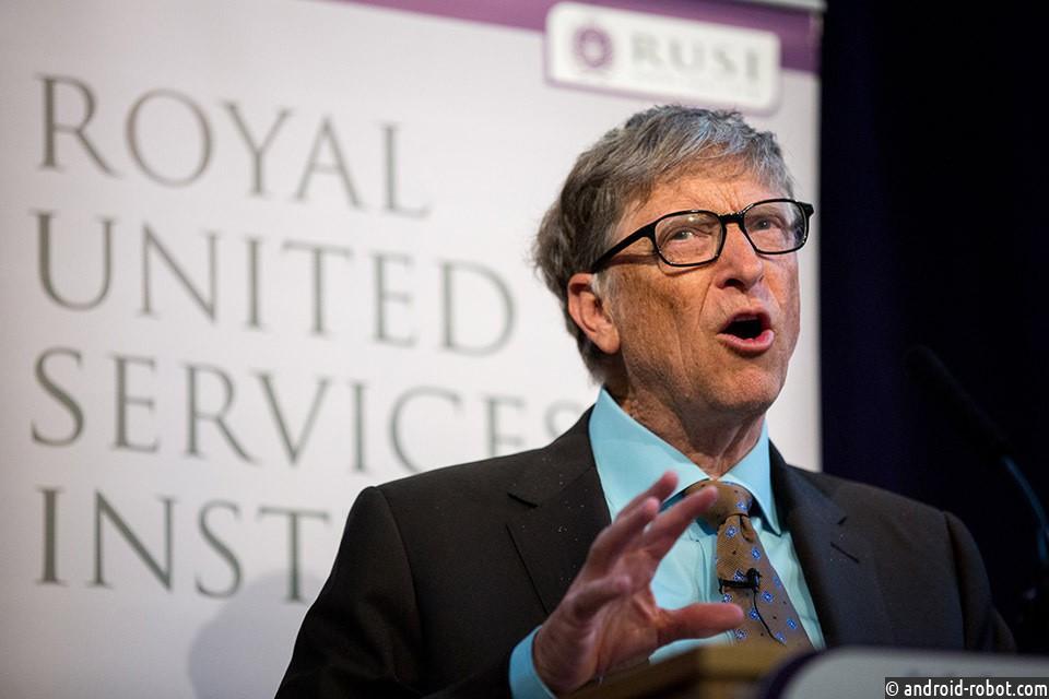 Билл Гейтс попросил пользователей извинить его заCtrl-Alt-Delete
