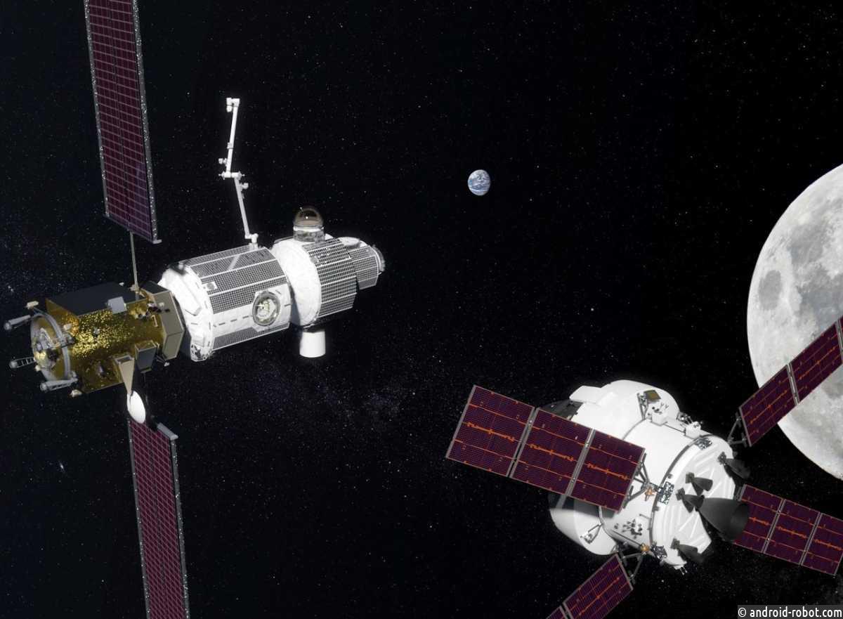 РФ иСША создадут общую станцию наорбите Луны