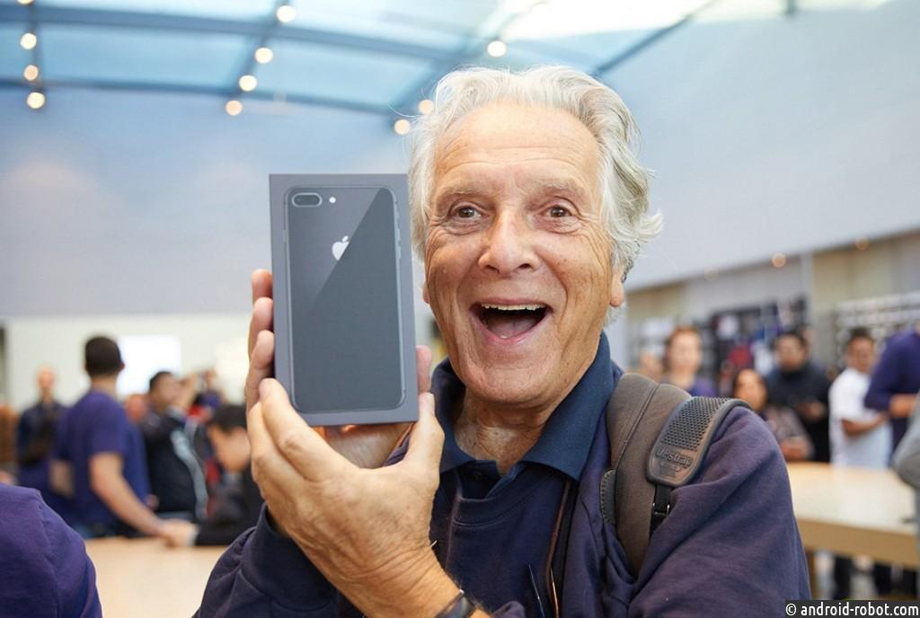 Специалисты узнали, насколько iPhone 8 громче iPhone 7