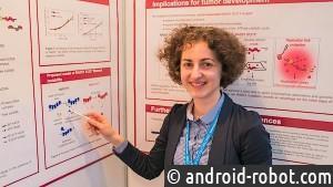 Гимназистка из Чехии выиграла первую премию ЕС для молодых ученых