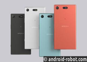 Sony обещает безусловно новый дизайн телефонов