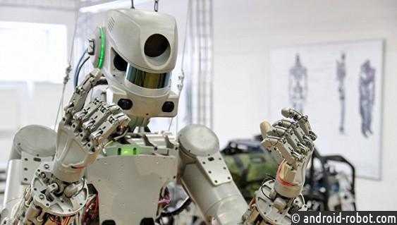 Робот FEDOR начнет тестирования наорбите Земли в 2021-ом году