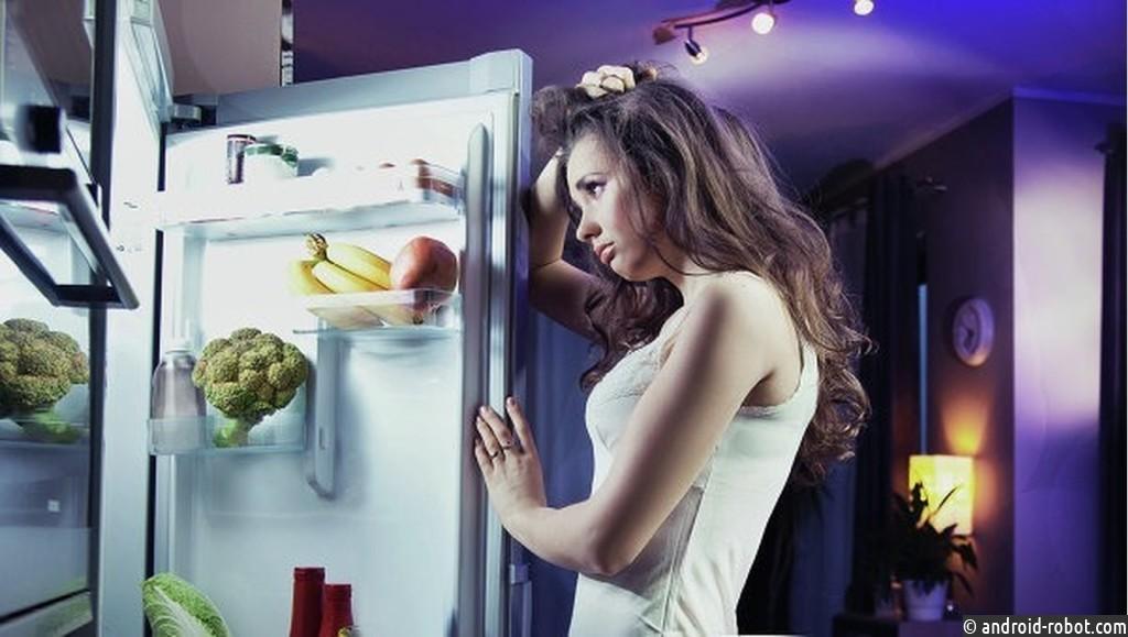 В Англии изобрели селфи-камеру для холодильника