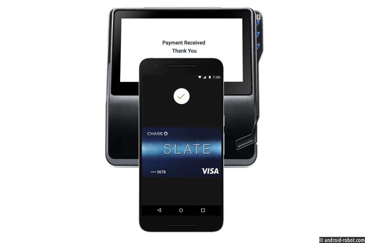 Google Pay стал доступен на андроид