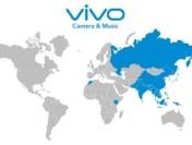 Мобильные телефоны vivo появятся в6 государствах. Идаже в РФ