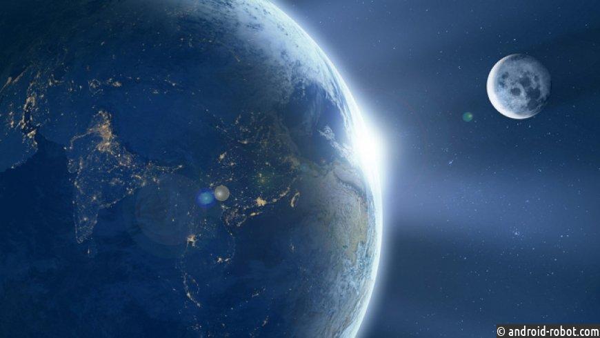 Ученые: НаЛуне содержится неменее 100 млн тонн воды