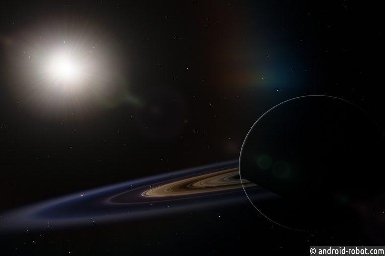 Ватмосфере Сатурна аппарат «Кассини» нашел неизвестные вещества
