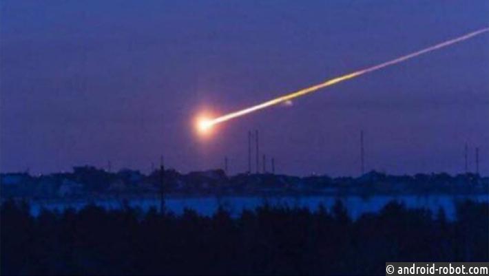 Ученые вычислили коэффициент вероятности падения метеорита наголову человека