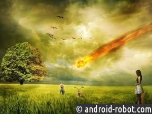 Человечество погибнет впламени: ученые увидели приближающийся кЗемле огромный астероид